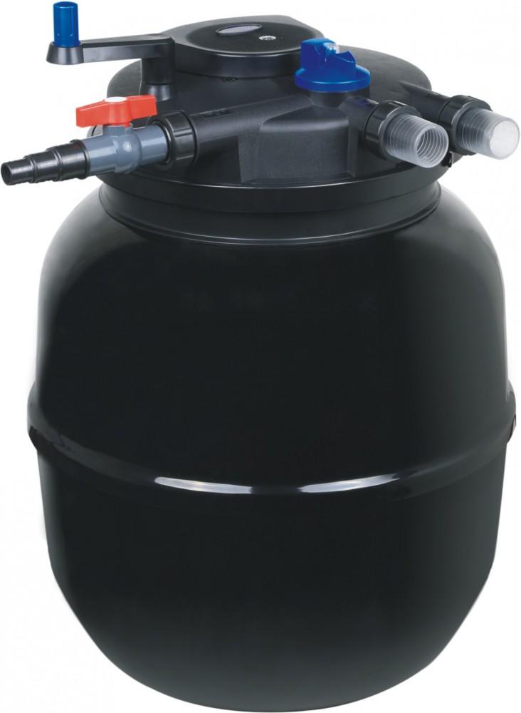 Cpf 50000 bio filtre sous pression pour tang 100 000 l for Filtre etang