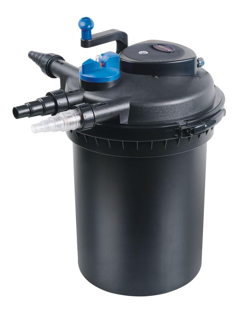 Cpf 10000 bio filtre sous pression pour tang 12000l for Filtre etang