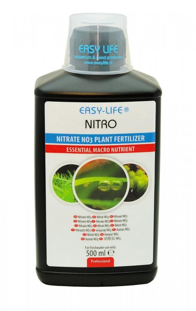 easy life nitro 500ml d nger f r ihre pflanzen aquariumpflanzen stickstoffd nger aquaristik. Black Bedroom Furniture Sets. Home Design Ideas