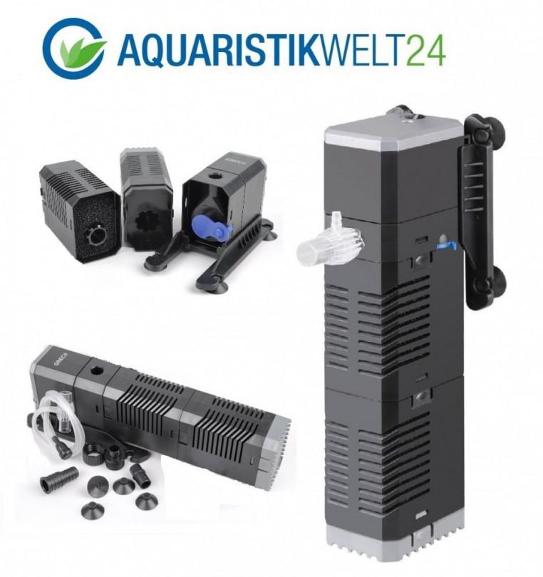 chj 1502 aquarium innenfilter 1500 l h bis 500l aquarien aquaristik filter innenfilter. Black Bedroom Furniture Sets. Home Design Ideas